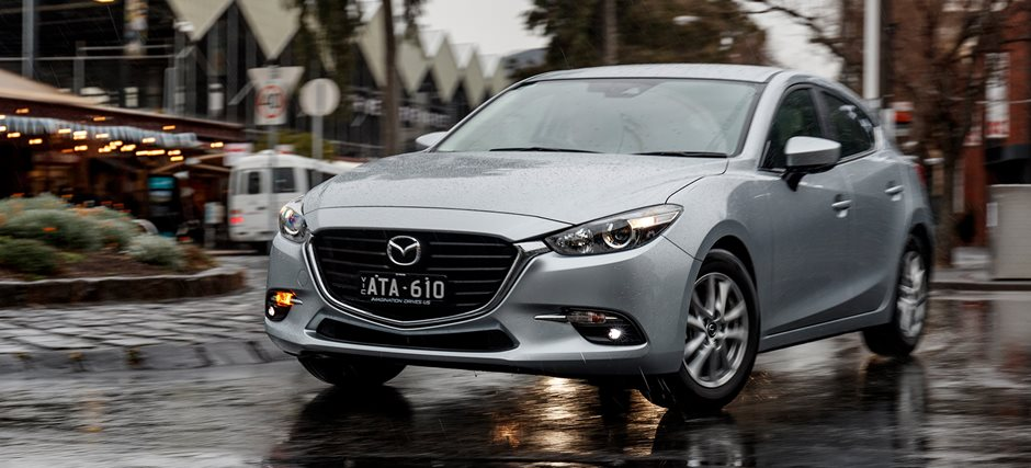 2018 Mazda 3 Neo Sport quick review
