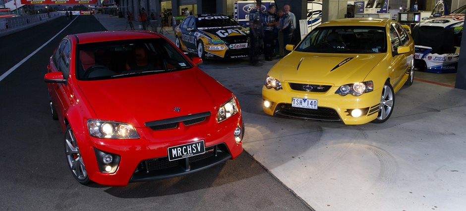 2017 Walkinshaw W557 review