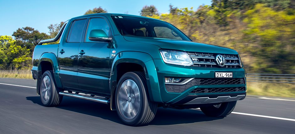 2017 Volkswagen Amarok V6: 18 things you didn't know