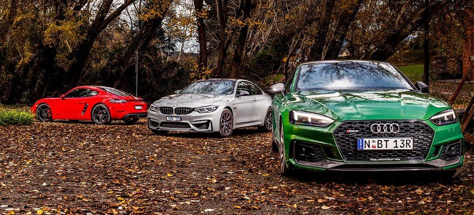 BMW M4 Pure vs BMW M2 Pure