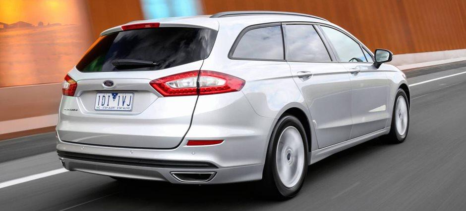 Family sedan comparison review: Ford Mondeo Titanium Ecoboost