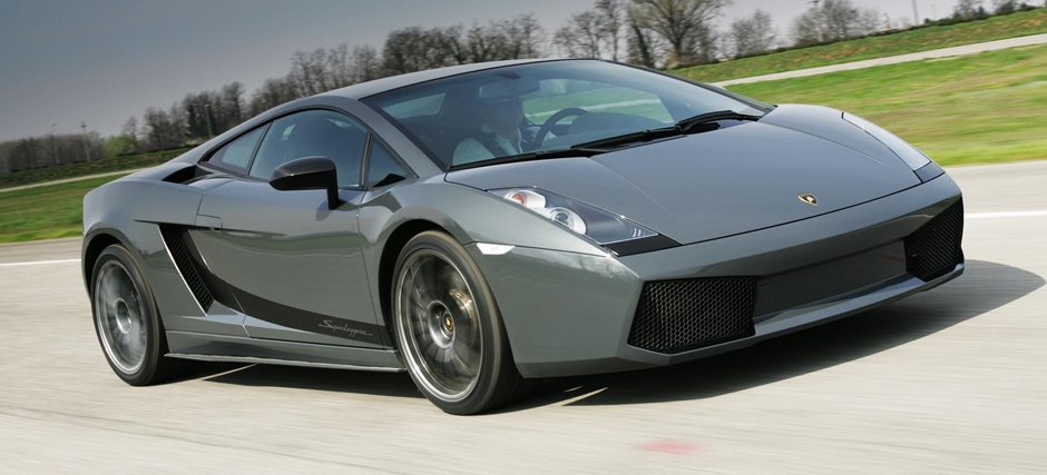 48 Hours In The Lamborghini Gallardo Classic Motor