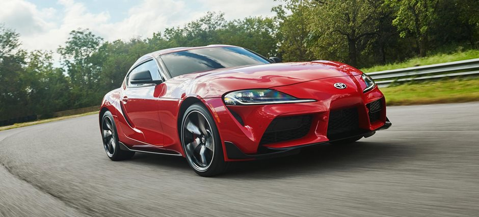 8d043b53d83b 2020 Toyota Supra officially revealed