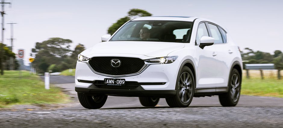2018 Mazda CX-5 Akera Diesel AWD quick review