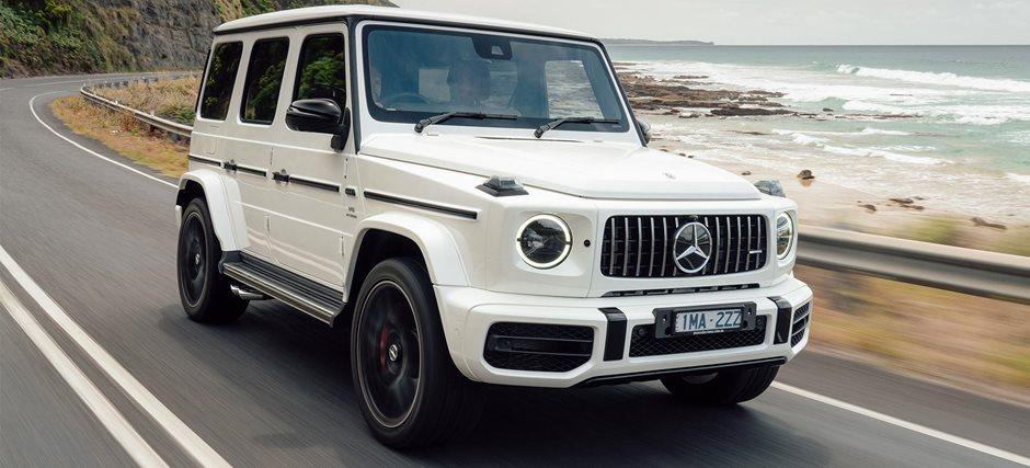 Custom 4x4 | Mercedes-AMG LeTech G63