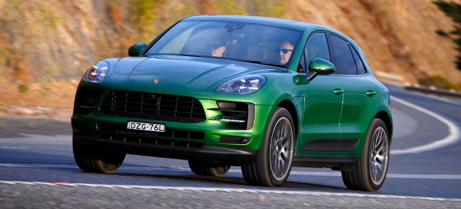 2019 Porsche Macan Pricing And Specs Revealed