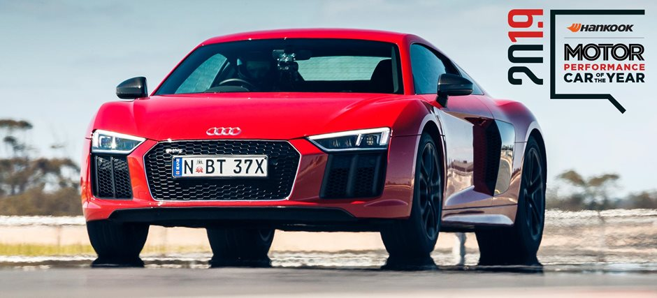 Audi R8 Performance Car Of The Year 7