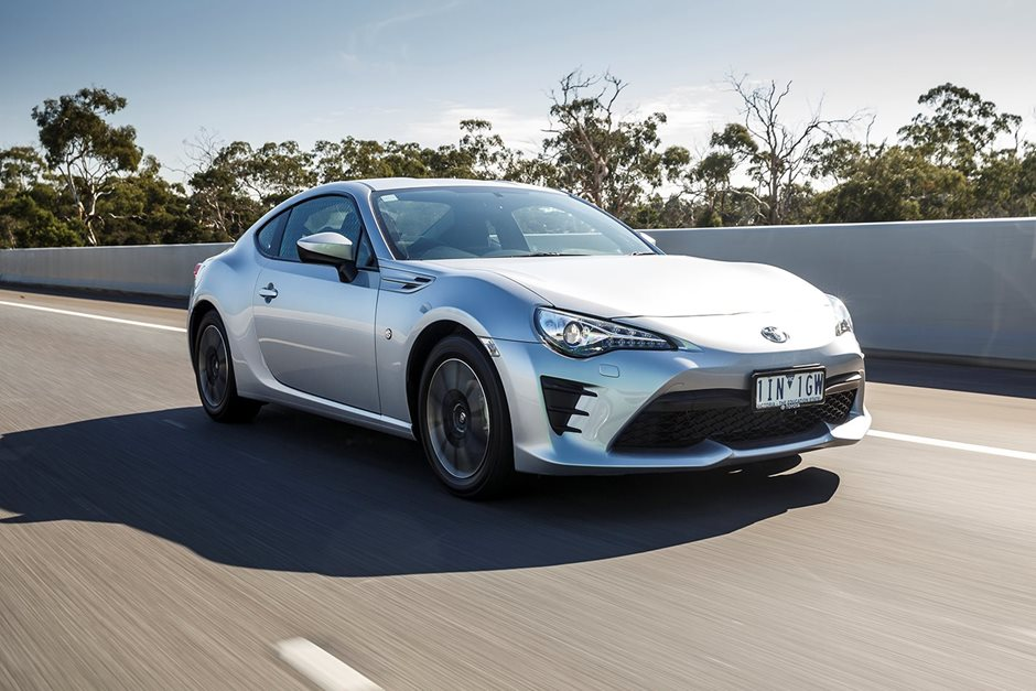 6 0-Litre LS swapped Toyota 86 street car