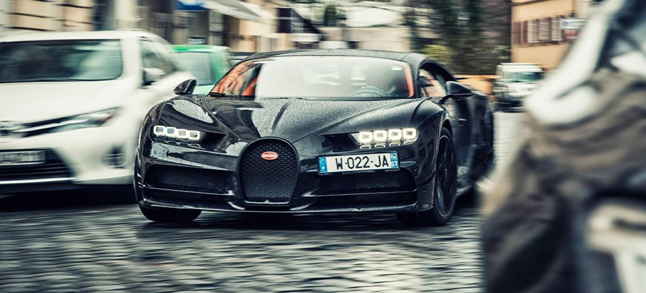 How To Build A Bugatti Chiron