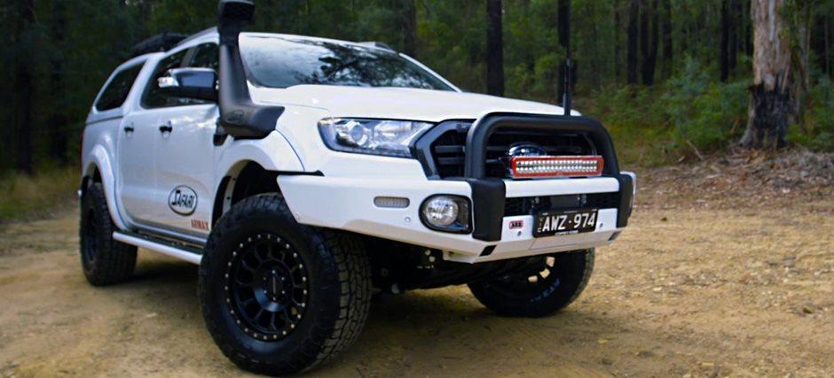 Ford Ranger: OEM v Aftermarket comparison