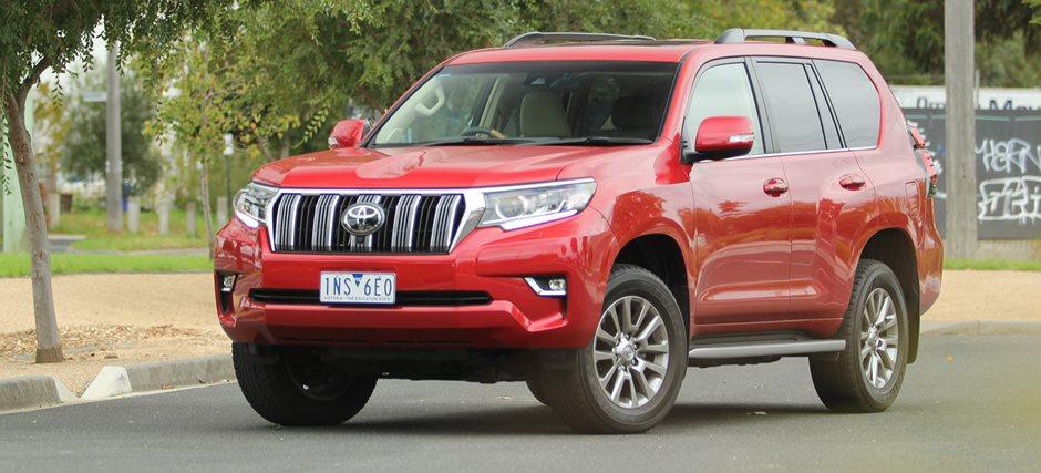 Toyota Prado KDSS review