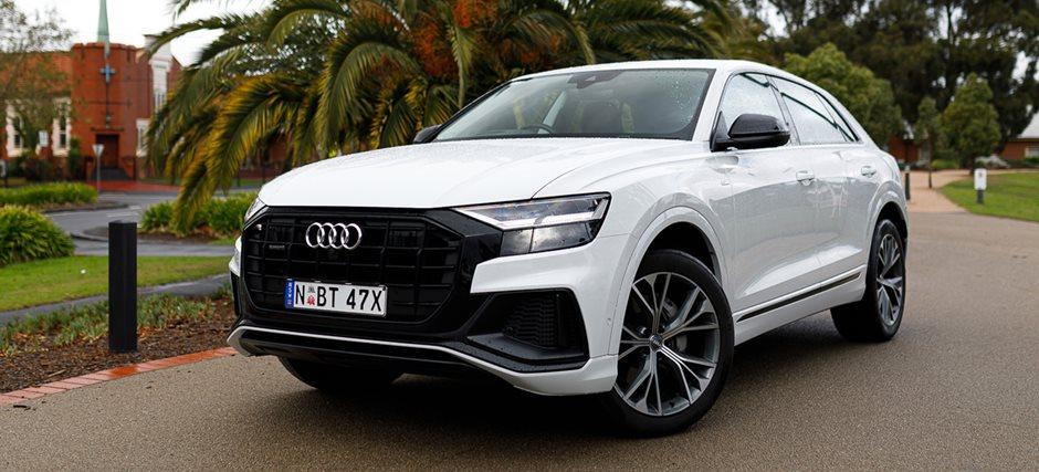 2019 Audi Rs Q8 Breaks Company Power Ceiling Report