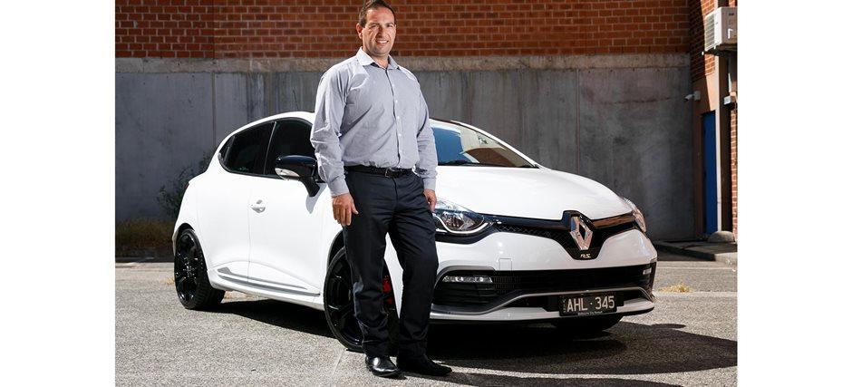 Renault reveals RS Performance parts