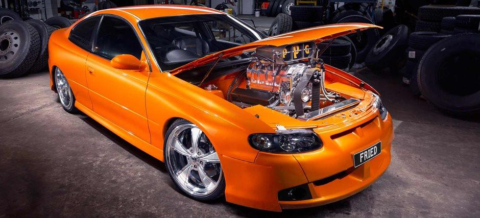 Holden Monaro turns 50 part one - HK, HT, HG