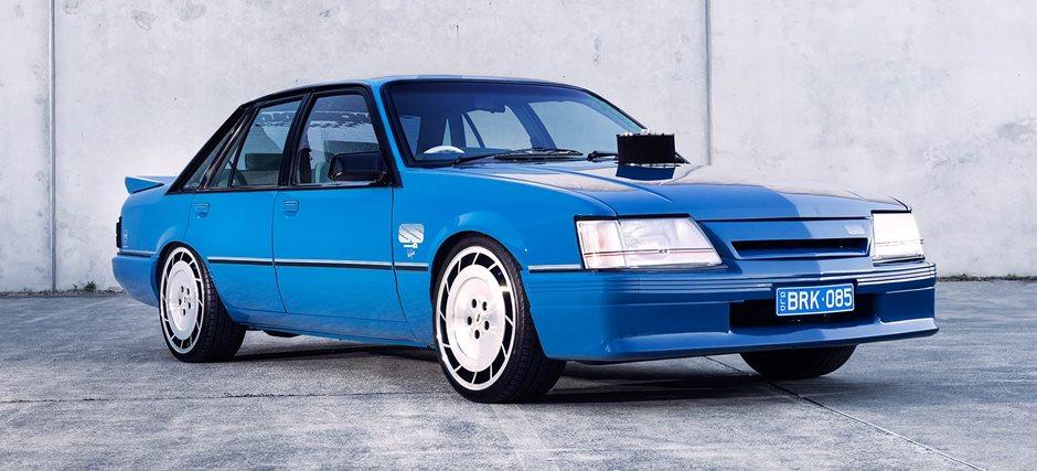 Turbo LS3-powered Holden VS Commodore sleeper