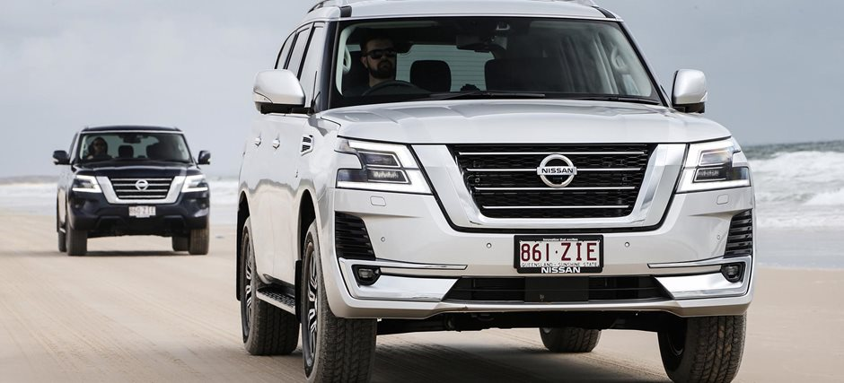 Nissan Patrol 2020 Review Price Features