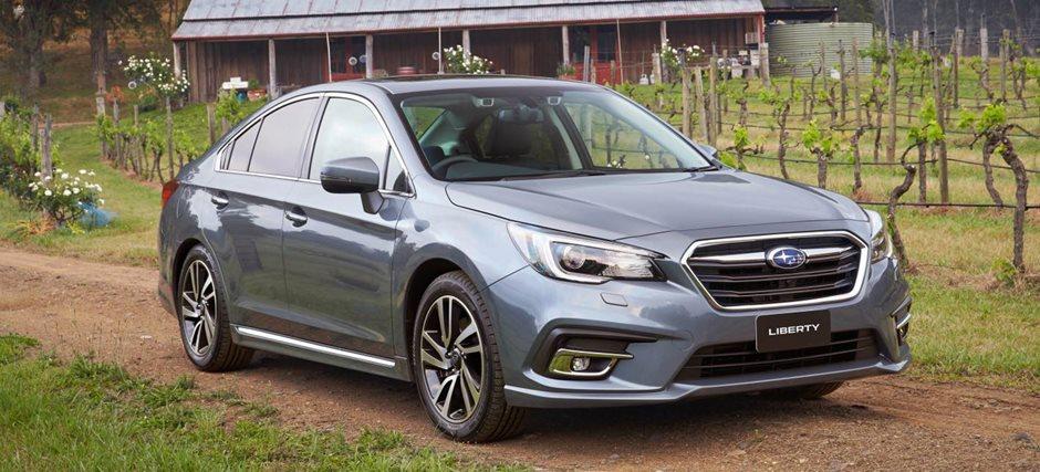 2020 Subaru Liberty Turbo Unlikely To Reach Australia