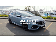 Video: Honda Civic RS Turbo 2018