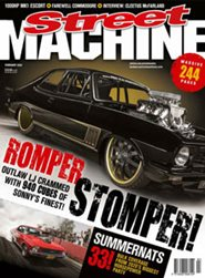Subscribe to Street Machine