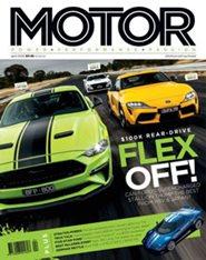订阅《 MOTOR》杂志