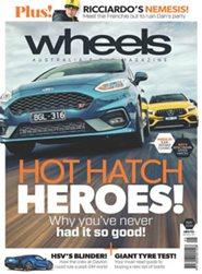 订阅Wheels杂志