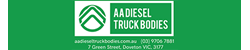 AA Diesel Truck Bodies Pty Ltd