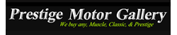 PRESTIGE MOTOR GALLERY PTY LTD