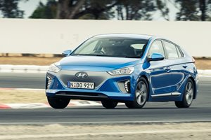 2019 Hyundai Ioniq Electric review: EV Megatest