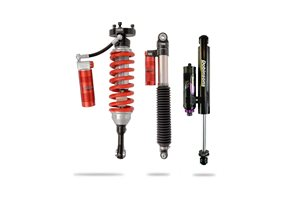 Adjustable shocks coilovers new 4x4 products