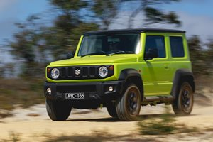 2019 Suzuki Jimny long-term review, part one