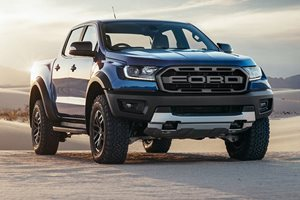 Ford Ranger Raptor review: Wheels spin