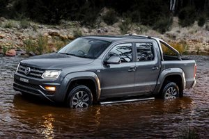 2017 VW Amarok recalled for seat fault