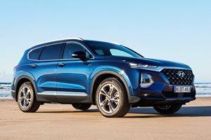 Santa Fe News >> Hyundai Santa Fe News