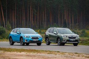 Subaru Xv News