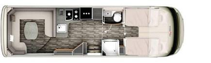 Frankia Platin floorplan