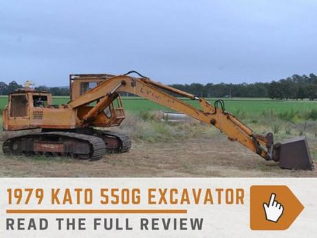 Kato 550G