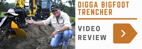 Digga Bigfoot trencher review