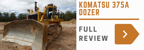 Review_ Komatsu 375A dozer