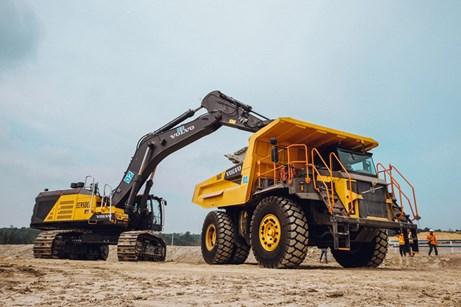Volvo-R60D-rigid-dump-truck