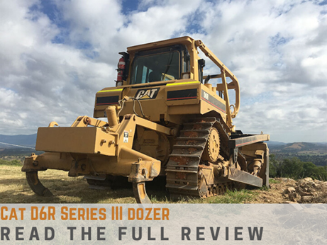 Cat D6R dozer review
