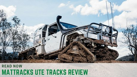 mattracks ute review