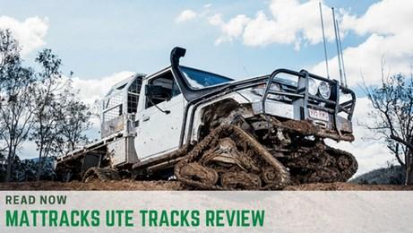 mattracks ute review