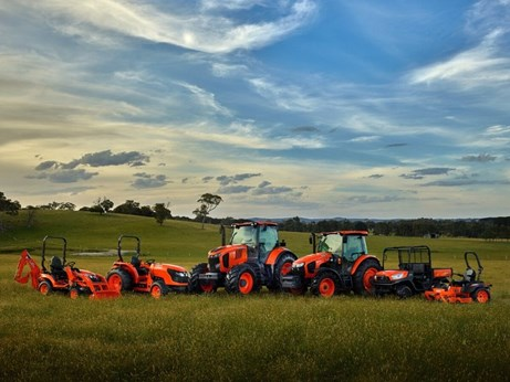 Big plans for Roylances with Kubota in Central West
