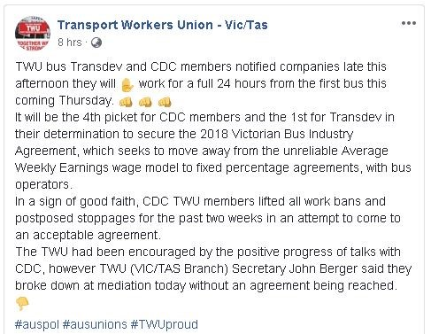 union strike screenshot facebook.JPG