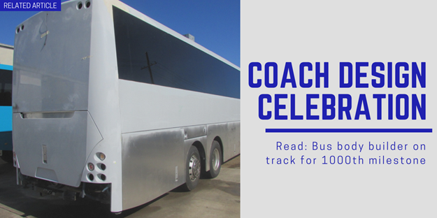 Related article: Coach Design on track for 1000th milestone