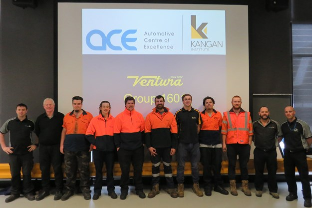 Kangan Institute Ventura Bus apprentices (2).jpg
