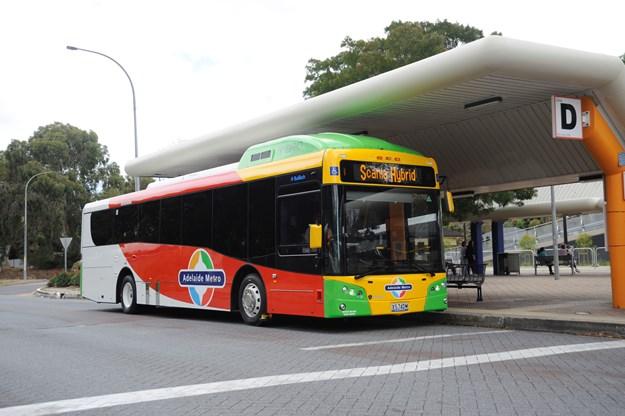 Scania Handover for DIT Adelaide for O-bahn hybrid1.jpg
