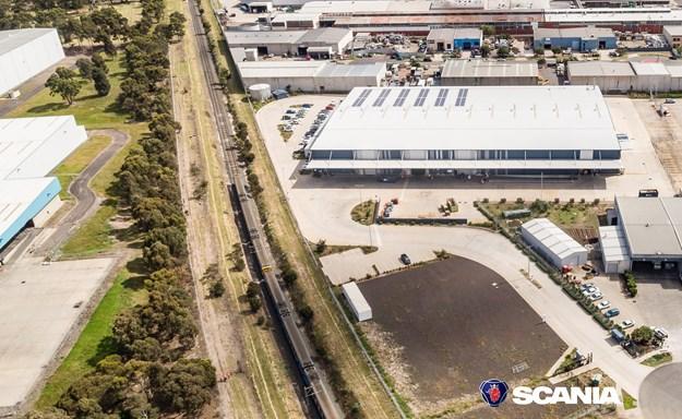 Scania new Parts Warehouse Campbellfield.jpg