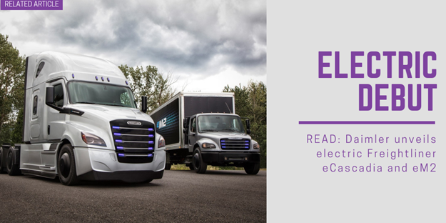 EXCLUSIVE: Freightliner Cascadia first drive full review | News