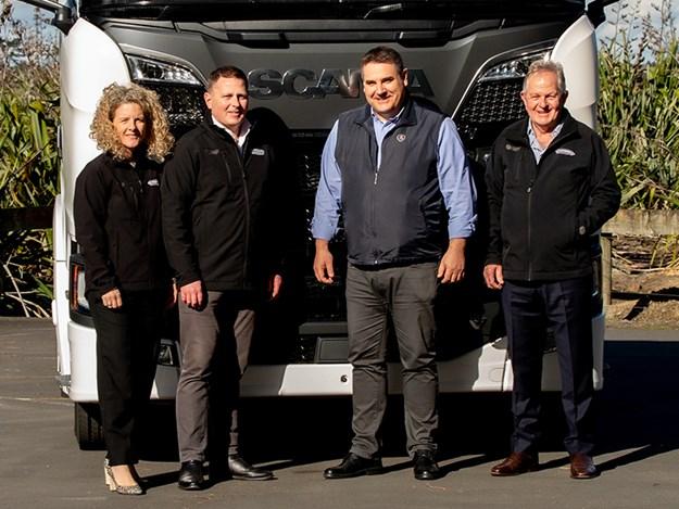 Scania NZ